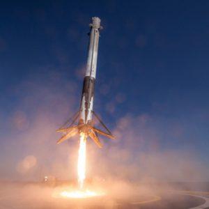 SpaceX визначилися з пусковим вікном на запуск місії SES-10