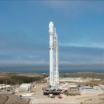 Успішна посадка та виведення на орбіту супутників IRIDIUM-2 компанією SpaceX