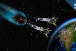 Участь української команди у програмі з пошуку астероїдів Catalina Sky Survey NEO Asteroid Search Campaign