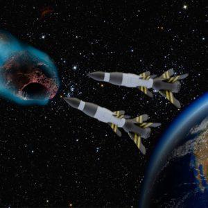 Участь у програмі з пошуку астероїдів Catalina Sky Survey NEO Asteroid Search Campaign