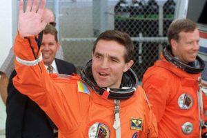 УКРАЇНА КОСМІЧНА: Леонід Каденюк – перший космонавт незалежної України.