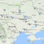 Астрономічна карта України