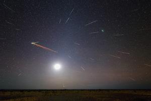 Метеорний потік Ета-Аквариди 19 квітня – 28 травня