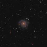 Мессьє 74 – спіральна галактика в сузір'ї Риб