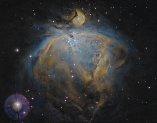 M42 - Туманність Оріона