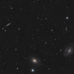 Група галактик у Діві (NGC 5364/NGC5363/NGC5356/NGC5360)