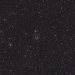 NGC 2355 – розсіяне зоряне скупчення в Близнюках